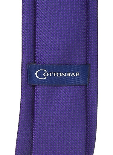 Cotton Bar Kravat Renkli
